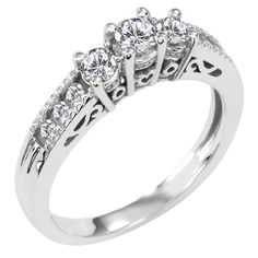 My dream engagement ring!!! from WALMART!!!