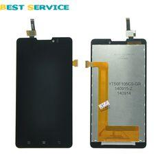 Para lenovo p780 pantalla lcd con pantalla táctil digitalizador asamblea + herramientas de envío gratis