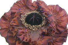 Ribbon-work flower No.2