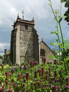 St. Mary's Church, Cilcain, North Wales