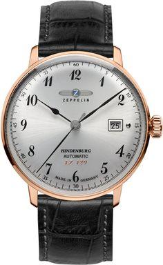 Zeppelin Watch Hindenburg