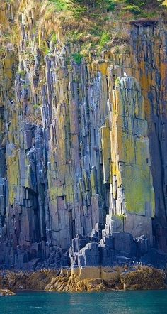 The Volcanic Rocks~Briars Island~Nova Scotia~Canada