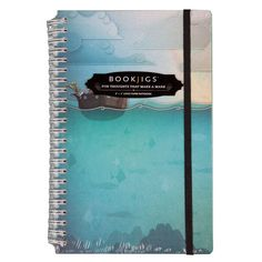 Bookjigs Notebook (Olive Branch)   QUIRKS