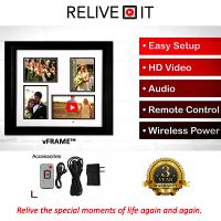 Hang and View The World's First Wireless HD Video & Photo Frame On A Wall At Your Home Or Office. | Check out 'RE-LIVE Your Favorite Memories Again and Again!' on Indiegogo. Hd Video, Live For Yourself, First World, Your Favorite, Memories, In This Moment, Frame, Wall, Check