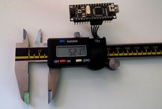 Picture of Reading Digital Callipers With an Arduino / USB