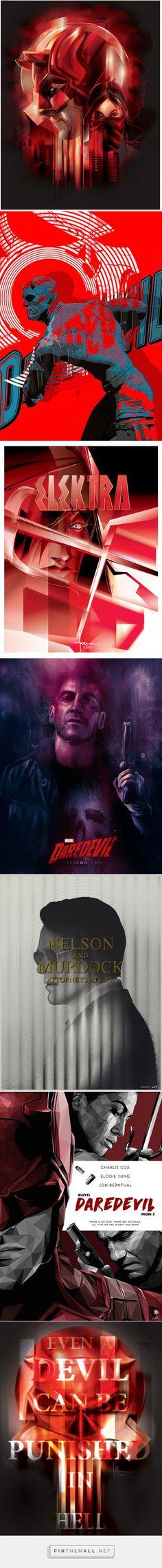 "Tribute to Netflix/ Marvel ""Daredevil: Season 2"""