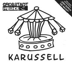 Karussell - Großstadt Freunde (ZYX) EAN: 090204627202