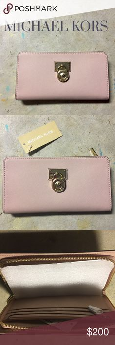 Spotted while shopping on Poshmark: NWT Authentic Michael Kors Wallet OFFERS WELCOME! #poshmark #fashion #shopping #style #Michael Kors #Handbags