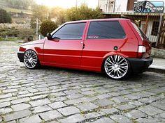 Uno Rebaixado na fixa + Rodas 17 Cromadas Mk1 Caddy, Custom Car Interior, Fiat Cars, Rims For Cars, Modified Cars, Custom Cars, Cars And Motorcycles, Automobile, Racing