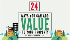 Need to spruce up that listing to make it more marketable? This infographic shows home investment tips to get the most out of a property. Kitchen Decor Items, Exposed Rafters, Investment Tips, Buying A New Home, Kitchen On A Budget, Diy Kitchen, Home Repairs, Home Staging, Home Improvement Projects