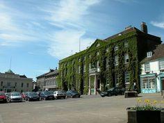 Bury St Edmunds, Suffolk Bury St Edmunds, Saints, Street View, Mansions, House Styles, Home Decor, Decoration Home, Manor Houses, Room Decor