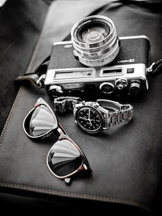essentials through his lens