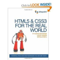 & For The Real World By Estelle Weyl Louis Lazaris Alexis Goldstein Browser Support, Web Technology, Web Application, The Real World, Web Development, Good Books, Have Fun, Web Design, Reading
