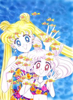 Bishoujo Senshi Sailor Moon | Naoko Takeuchi | Toei Animation
