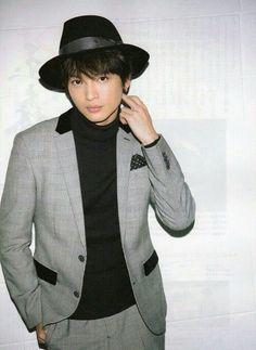 Yuta Tamamori - Kis-My-Ft2 Yuta Tamamori, Idol, Actors, Blazer, Dramas, Color, Anime, Fashion, Moda
