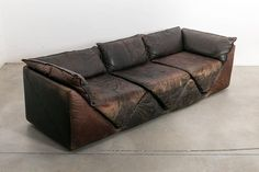 """Silene"" Couch for Sormani, Circa 1970, Italy at 1stdibs"