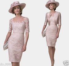 Lace Mother Of The Bride Outfits Free Jacket Women Formal Occasion Dresses 2015