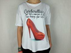 Ogni donna è una Cenerentola!  Every woman is a Cinderella!
