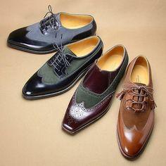 Grey Shoes, Men's Shoes, Shoe Boots, Spectator Shoes, Best Shoes For Men, Shoes World, Retro Shoes, Mens Fashion Shoes, Formal Shoes