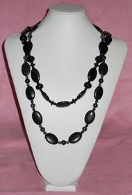 Lady Luck Gems- 2 Labradorite necklace and earring sets