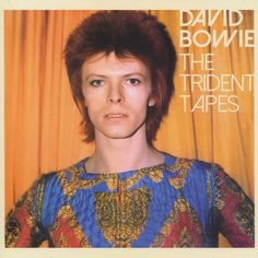 DAVID BOWIE - LP The Trident Tapes 70-72