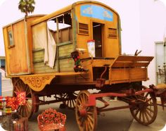 not a trailer, but will do just the same-Gypsy vardo-Urban Barn Gypsy Trailer, Boler Trailer, Trailer Tent, Gypsy Caravan, Gypsy Wagon, Gypsy Life, Gypsy Soul, Gypsy Living, Urban Barn