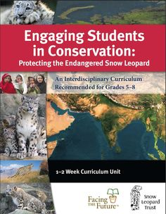 Engaging Students in Conservation is a FREE interdisciplinary 1-2 week unit. It includes five dynamic lessons and culminates with a service learning project. The unit is designed for 5-8th grade students in science and social studies. Though the lessons are designed as a comprehensive unit, each lesson can stand alone.
