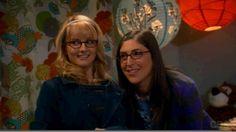 The Big Bang Theory - Mayim Bialik and Melissa Rauch Reach New Deals