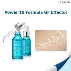 Entdecke den Feuchtigkeits-Booster für deine Haut: *Power 10 Formula GF Effector* von IT'S SKIN https://www.seemyskin.de/hautpflege/essence/82/it-s-skin-power-10-formula-gf-effector #seemyskin #itsskin #itsskindeutschland #itsskinofficial #essence #ampulle #power10formula #koreanischehautpflege #kbeautyblogger #koreanischekosmetik #kosmetik #beauty #kbeauty #hautpflegeroutine #koreanskincare #koreanbeauty #koreancosmetics #asiatischekosmetik #asiatischehautpflege #beautyroutine