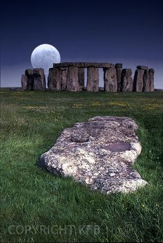 Stonehenge - A lot happens to Jack, Kate and I at this mysterious place. Kate… …