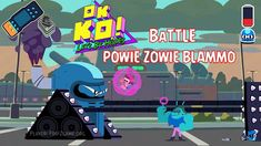 OK K.O.! Let's Play Heroes - Rad's Powie Zowie is Unclocked! To Use His ...