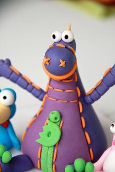Dibo & Dragon birthday party | Flickr - Photo Sharing!