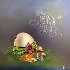 """Moonbeam's """"Happy Easter"""""""
