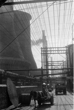 fuldagap:  Henri Cartier-Bresson.The Great Leap Forward, China, 1958.
