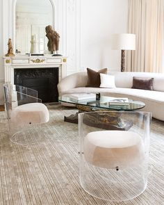 Seeing Clearly, Lucite Chic - Jean Marc Fray