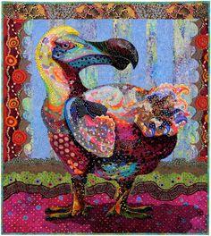 Polka Dodo by Susan Carlson