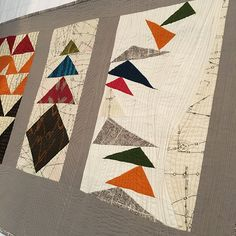 """In past years, January has always been my catch up month. Not this year! I have been in a whirlwind since I shouted """"Happy New Year!"""" a few weeks back. I have been on both a quilt retre…"""