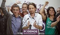 """αλεπού του Ολύμπου: Ισπανία: Αυξάνουν τη διαφορά οι """"Podemos""""..."""