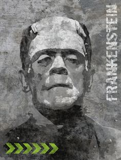 CONCRETE FRANK - FRANKENSTEIN 2 » Leo Romeu