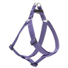Lupine Lilac Step-In Medium Eco Dog Harness (3/4 Inch) | PupLife Dog Supplies