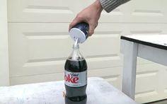 Τι θα συμβεί ΑΝ ρίξουμε αλάτι στην coca cola; Δείτε… [video]