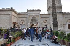 The Great Mosque of Aleppo (Arabic: جامع حلب الكبير