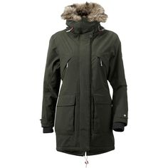 Order the Didriksons Women's Lina Parka Jacket today from Snow+Rock ✓ Price Match Promise ✓ Product Warranty ✓ Specialist Advice Vest Jacket, Rain Jacket, Jackets For Women, Clothes For Women, Women's Jackets, Outdoor Outfit, Canada Goose Jackets, Parka, Military Jacket