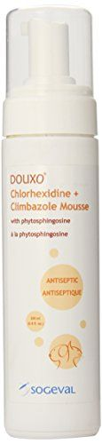 Douxo AntiSeptic Chlorhexidine  Climbazole Mousse 68 oz *** You can find more details by visiting the image link.(This is an Amazon affiliate link and I receive a commission for the sales)