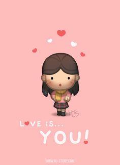 El amor... eres tu