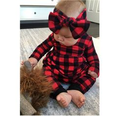 Buffalo Plaid Baby Girl Plaid Romper Plaid Baby Girl Buffalo Plaid Baby Christmas Outfit Baby Gi - Baby Girl Romper - Ideas of Baby Girl Romper Source by Isaias_Baby christmas outfit Baby Outfits, Girls Fall Outfits, Little Girl Outfits, Rock Outfits, Couple Outfits, Baby Girl Outfits Newborn Winter, Toddler Outfits, Baby Christmas Photos, Cute Christmas Outfits