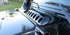 Wild Boar JK Jeep Air Scoop