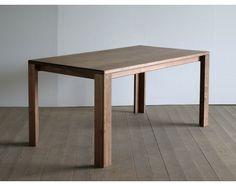 SiKI プレーン ダイニングテーブルの写真