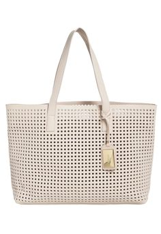 Bolsa Santa Lolla Shopper Off - White