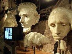 Lincoln Borglum Museum at Mount Rushmore in Rapid City South Dakota @Patricia Nickens Derryberry Rapid City